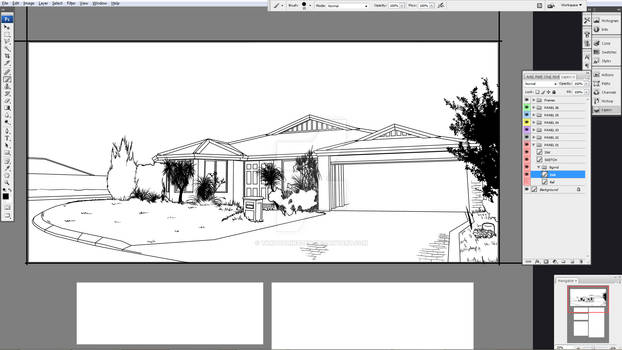 Something I was working on