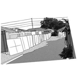 Stock Manga Background 20