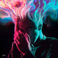 David Haller - Legion by lightstore
