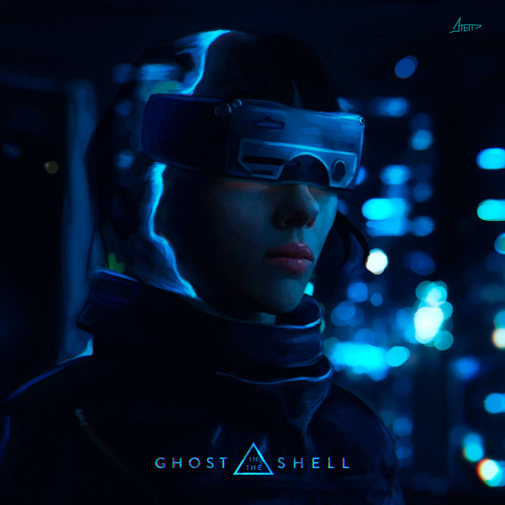 Ghost In The Shell Movie By