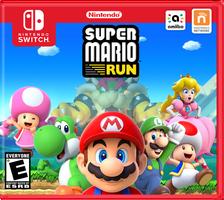 [Design - Nintendo Switch] Super Mario Run by JustCamTro