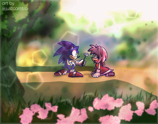 Sonic X Redraw