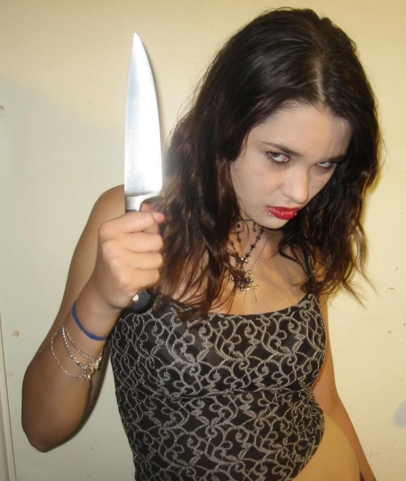 knife 2 by Samisox-Stock