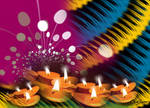Diwali Card-I