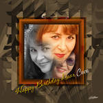Happy Birthday Coco by satishverma