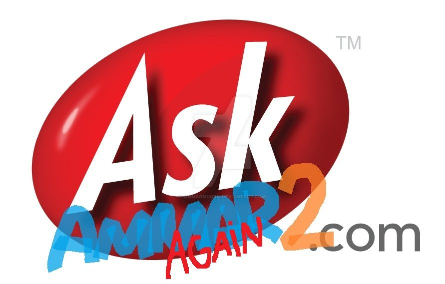 Ask Ammar 2 Again Logo by ammarmuqri2