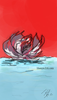 Boat Flower by Ithanya