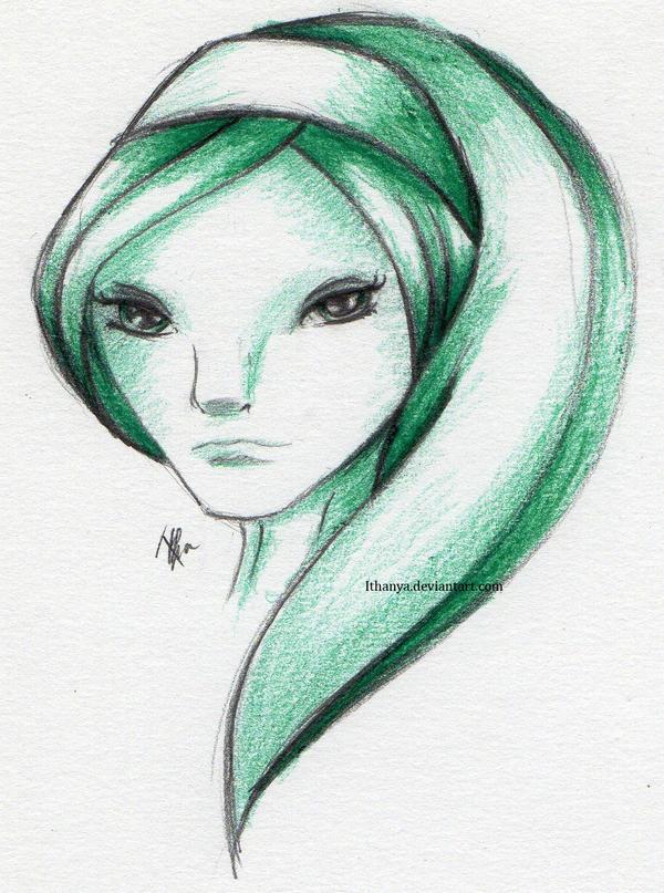 Mrs Green by Ithanya