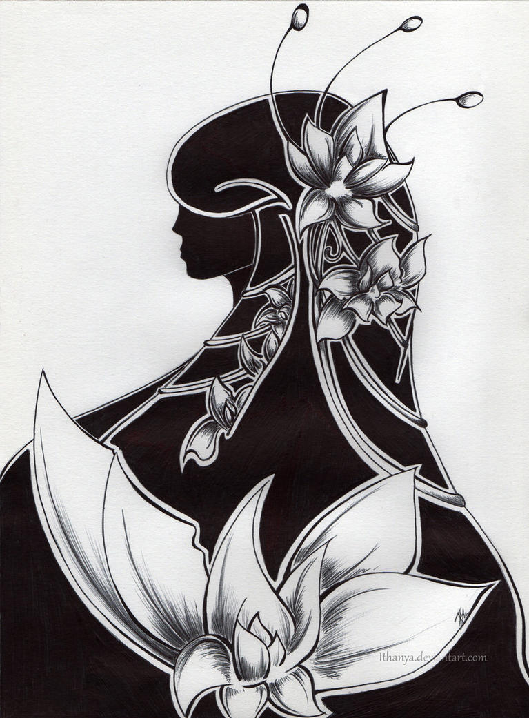 Le pouvoir du styloooo ! (3) by Ithanya