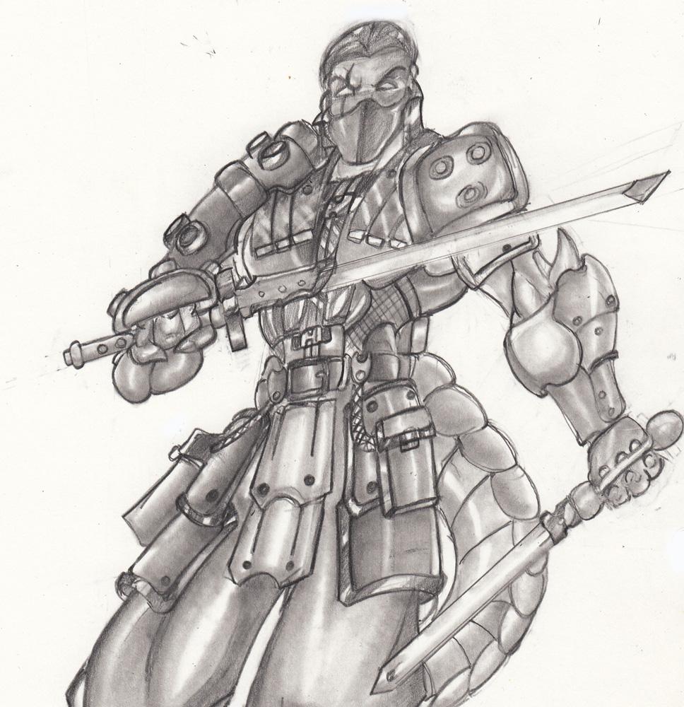 Dragon Warrior Miguel Cyberpunk Armor By Josemiguelbatistajr On Deviantart Skyrim (sle) zerofrost mythical armors and dragon / мифическая броня и дракон 1.2. dragon warrior miguel cyberpunk armor