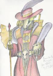 Inquisitorial Pimplord Remliez Colored Pencils