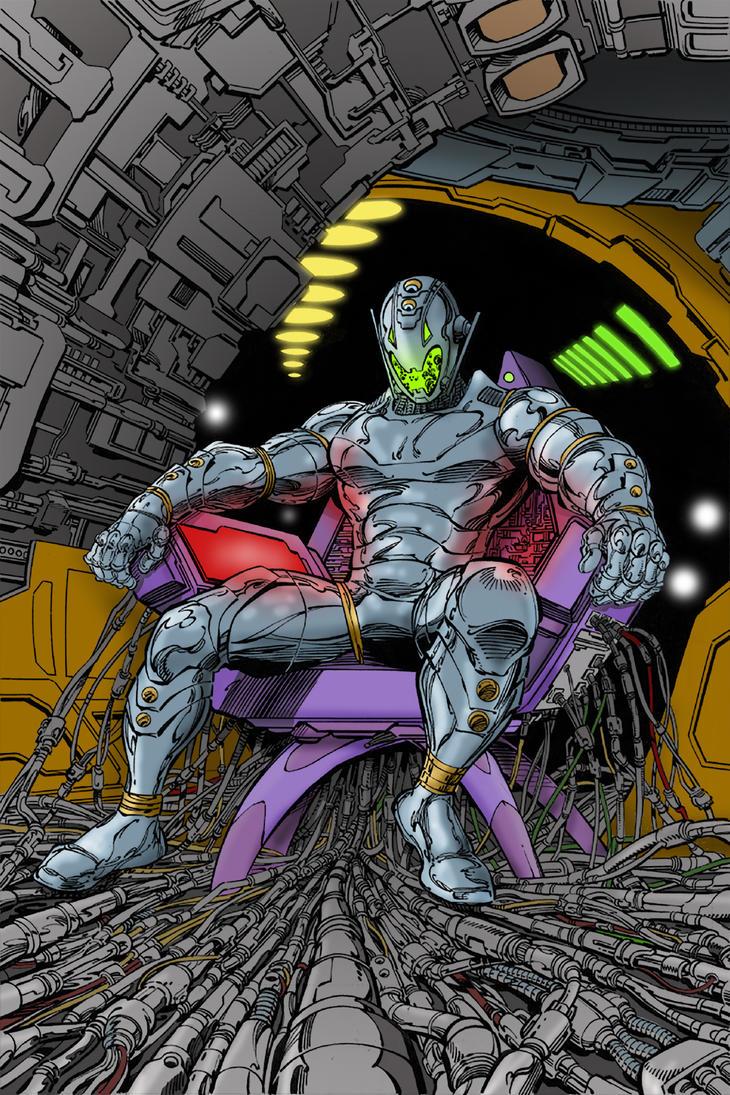 Ultron Color by RixxJavix