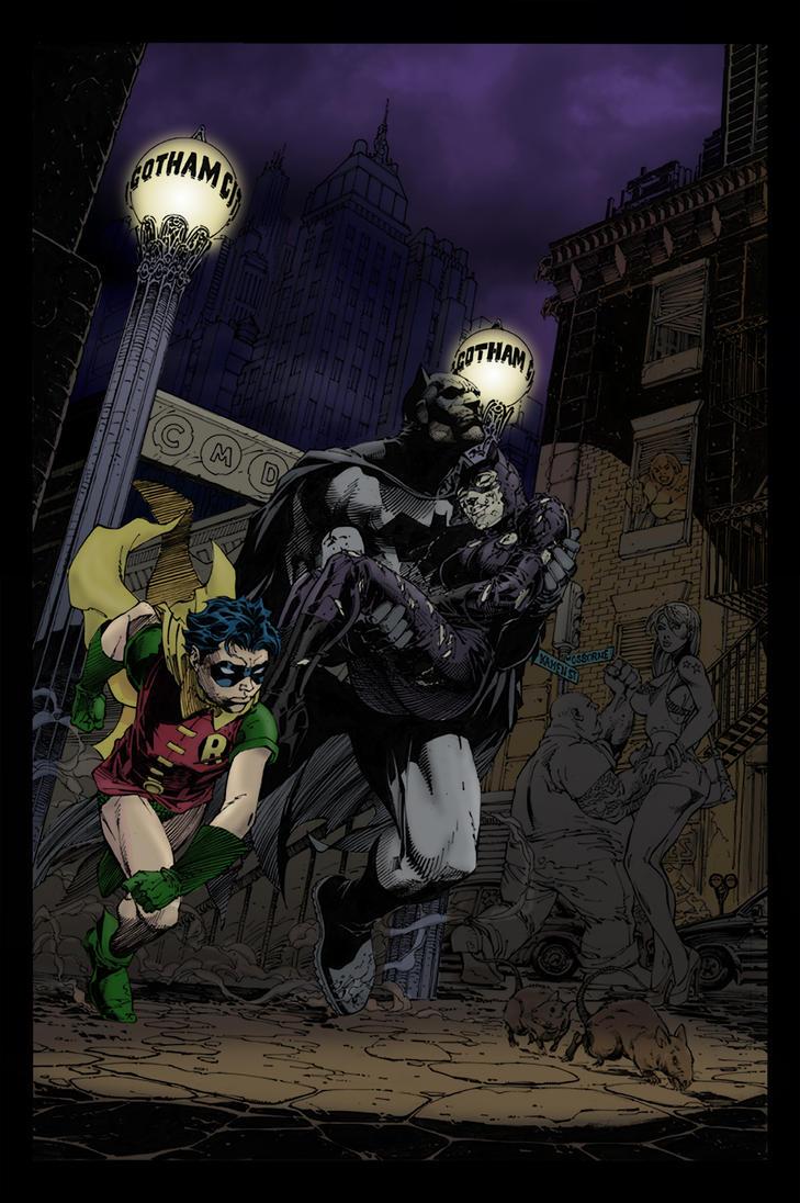 All Star Batman by RixxJavix