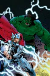Hulk Variant Five