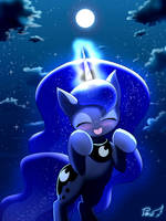 It's Night Time! by PhoenixPeregrine