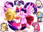 Magical Pony: Sparkle Twilight 1