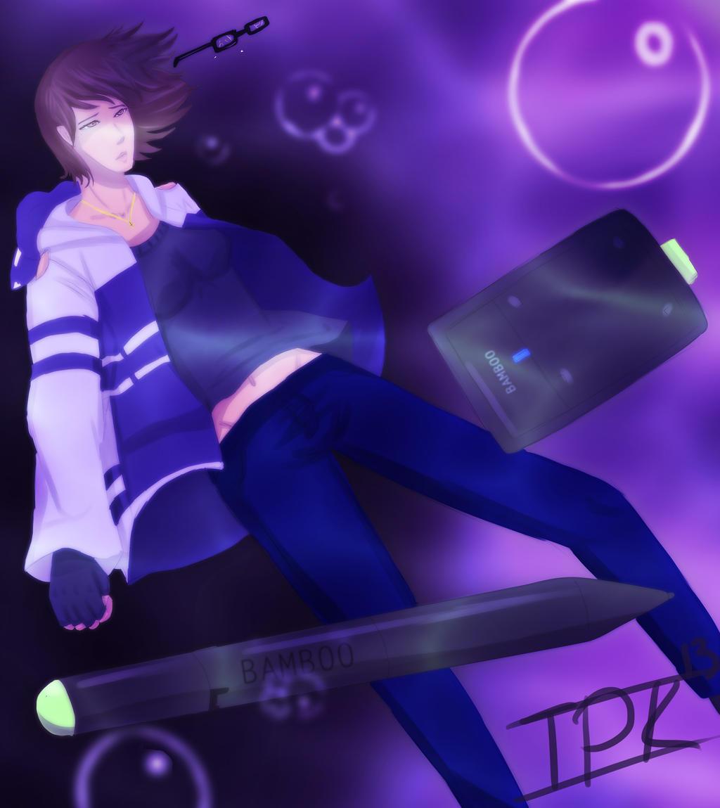 ThePurpleKitsune's Profile Picture