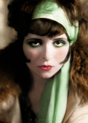 Clara Bow by ddanette