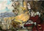 The Canary Prince folktale