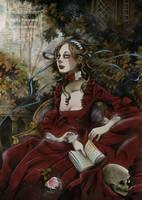 La Dame Baroque by nati