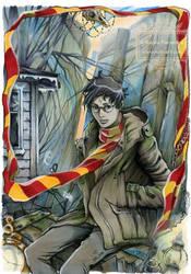 Harry Potter - Waiting.....