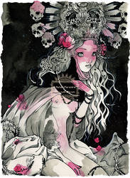 Black Pearls by nati