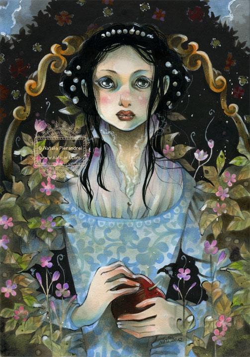 Snow White by nati