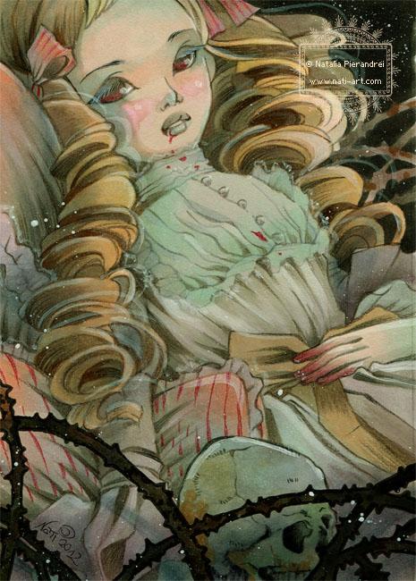 La petite Hortense by nati