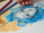Melusine - Work in progress #001