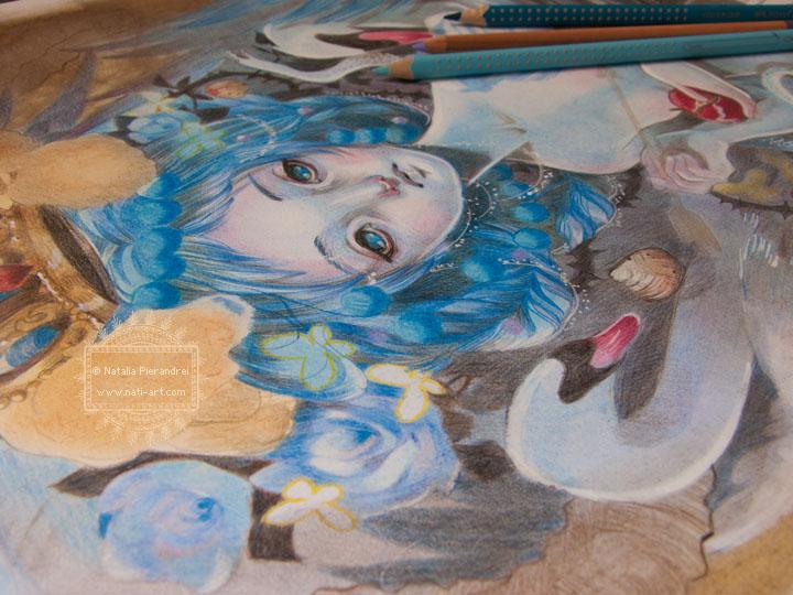 Melusine - Work in progress #002