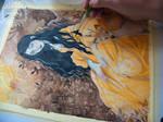 The Princess in Yellow - Work in progress