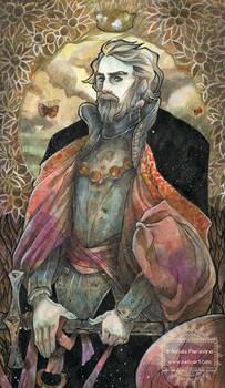 King of Swords - Minor Arcana