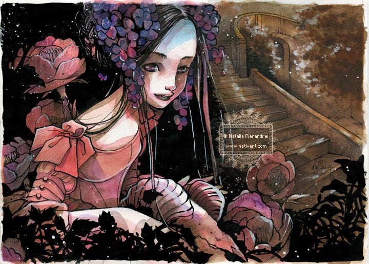 Violet by nati