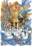A Tale of Water and Magic - Aqualumina Artbook