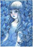 In the Garden of Blue Butterflies
