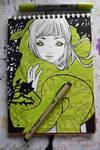 2017 sketchbook - 12