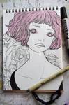 2017 sketchbook - 13