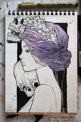 2017 sketchbook - 16