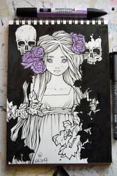 2017 sketchbook - 19 by nati