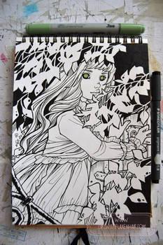 2017 sketchbook - 23