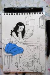 2017 sketchbook - 24