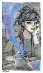 Daydreamer by nati