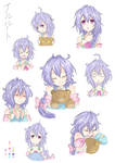 Faces Of Plutia