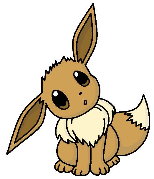Transparent Eevee Pokemon Images