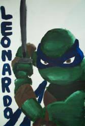 Leonardo by CrystalWing