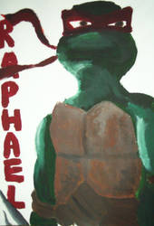 Raphael by CrystalWing