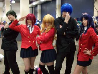 Tora Dora Group by SailorUsagiChan
