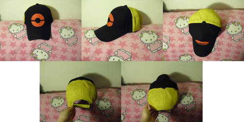Pokemon hat Commission by SailorUsagiChan