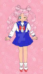 Tsukino Kousagi by SailorUsagiChan
