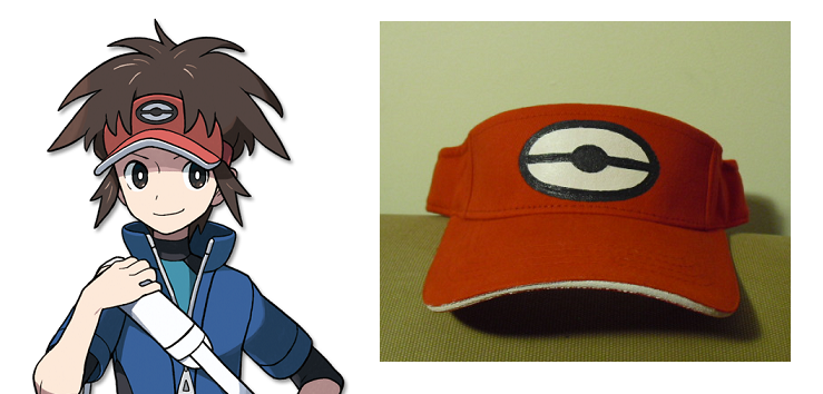 Pokemon Nate Cosplay 9...